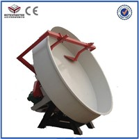 Organic fertilizer disc pellet machine /pellet mill for selling