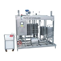 UHT sterilizer  pasteurizer for juice beverage dairy