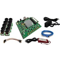 High-performance video processing FPGA development kit