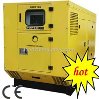 Soundproof Diesel Generator Set With Cummins Diesel Engine