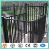 design Playground Security Fencing 25x25 upright 40x40 rial 2100mm high