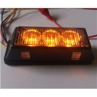 Surface mount LED light Lens 1W LED warning light
