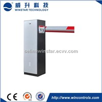 Remote control electric parking barrier gate used for automatic parking system