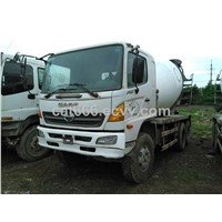 Used Hino Cement Tanker