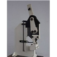 Sheet metal hand punching machine