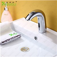 hot and cold sensor faucet,sensor water faucet,sensor water tap