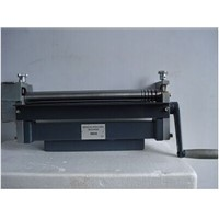 sheet metal slip roller machine