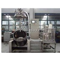 Cream emulsification machine