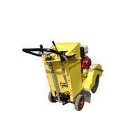DC 400 Road Cutting Saw Machine
