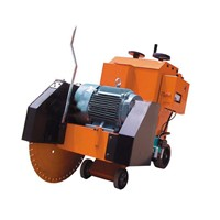 HXR-700 Petrol Engine 250mm Cutting Depth Walk Behind Concrete Cutter