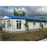 Portable Steel Structure Office House