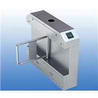 Stainless Steel Electronic Bevel Swing Barrier Gate KT212