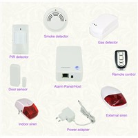 Latest home security product cloud IP home security system