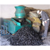 biomass fuel briquette making machine