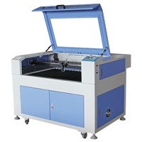 DT-9060 CO2 laser engraving and cutting machine