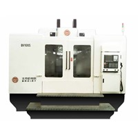 dual-spindle vertical machining center