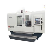 extended type vertical machining center