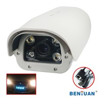 2.0Megapixels  License Plate Recognition Camera For vehicle speed under 120KM/H