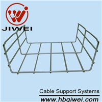 China High Quality Flexible Wire Mesh Basket Cable Tray