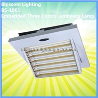 Embedded Three Colors Lambency Lamp (BS-1801)