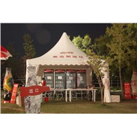 Pagoda Tent for Advertising