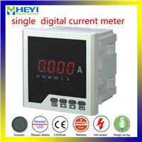 Rh-AA21 Digital Current Meter Single Row LED Display AC Current Single Phase 111*111 Hole Size
