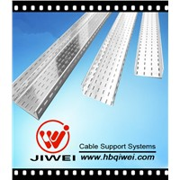 SS304 / SS316 Stainless Steel Perforated Cable Tray
