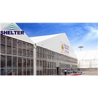 Shelter Event Tent-Trade Show Fair-Clear Span Tent-Aluminum Frame Tent