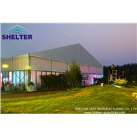 Shelter Event Tent-High Quality Event Tent- Tent Manufacturing-Temporary Structures