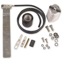 Universal grounding kit strap type for RF Coaxial Cable