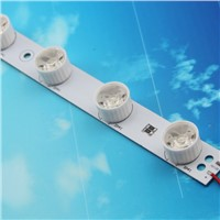 8leds Lighting Box Led Strip With Lens