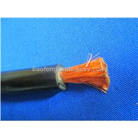 70mm2 rubber sheathed electrical welding cable