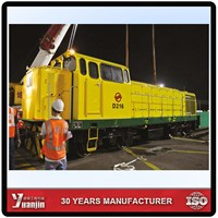 JMY600 railway tunnel locomotive with ISO on hot sale
