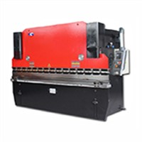 wc67y 100t 2500 steel metal plate bending machine