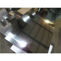 mirror surface ge2 titanium plate and sheet