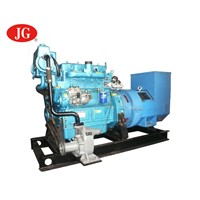 40KW Shangchai Engine Marine Diesel Generator with Marthon Alternator