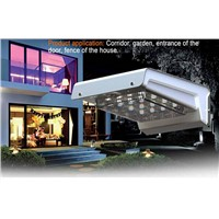 Cheap Human Induction 16pcs Led Solar Motion Wall Light