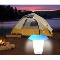 Cheap and portable Rechargeable Solar Camping Light