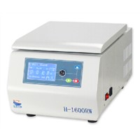 High-Speed Micro Tabletop Refrigerated Centrifuge H-1600RW