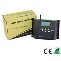 QueensWing 12/24V 50A PWM Solae Charge Controller With LCD display