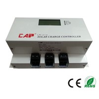 QueensWing 12/24V 60A MMPT Solae Charge Controller With LCD display