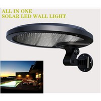 New Product Rotatable and Detachable Solar Led Wall Lights