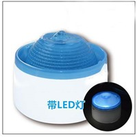 automatic pet fountain water feeder