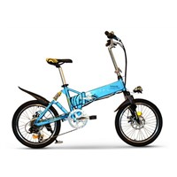 2015 Newest 16 Inch City Electric Bike