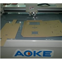 Corrugated CNC Laser Light Cutting Machine Plate Template Former Proofing