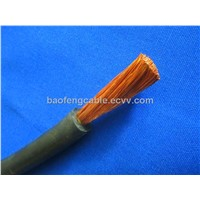 Rubber Insulated 1/0AWG 2/0AWG 4/0AWG Welding Cable