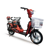 Fashion Lightweight Inner Lithium Battery Electric Bicycle