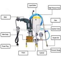 Reasonable Priced Grouting Injection Pump Epoxy Resin