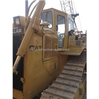 Used CAT D7H Bulldozer For Sale Second Hand Caterpillar D7H Dozer