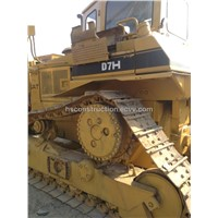 Caterpillar Bulldozer  D7H Bulldozer Used CAT D7H Bulldozer For Sale,Low Price